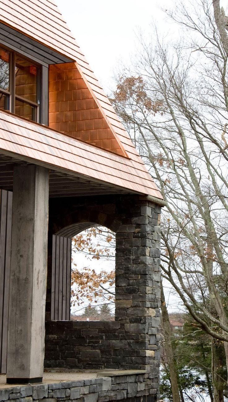 35 Best Images About Natural Metal Roofs On Pinterest