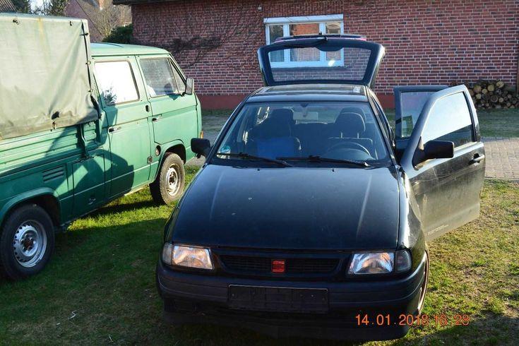 Seat Ibiza 1,4 l Defekt, Ersatzteilspender