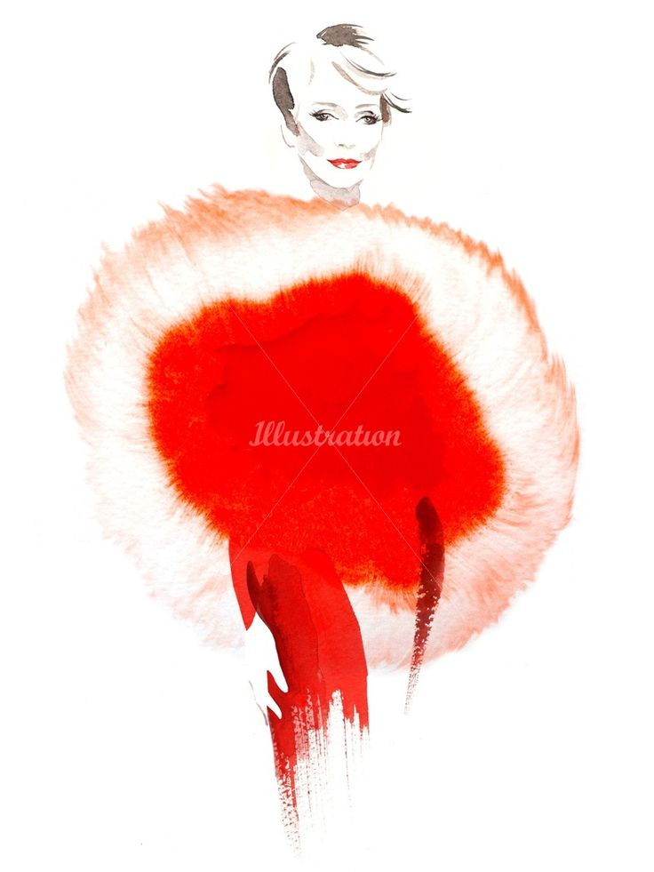 Katharine Asher (Figurative) Illustrations – Fashion & Beauty Illustrator