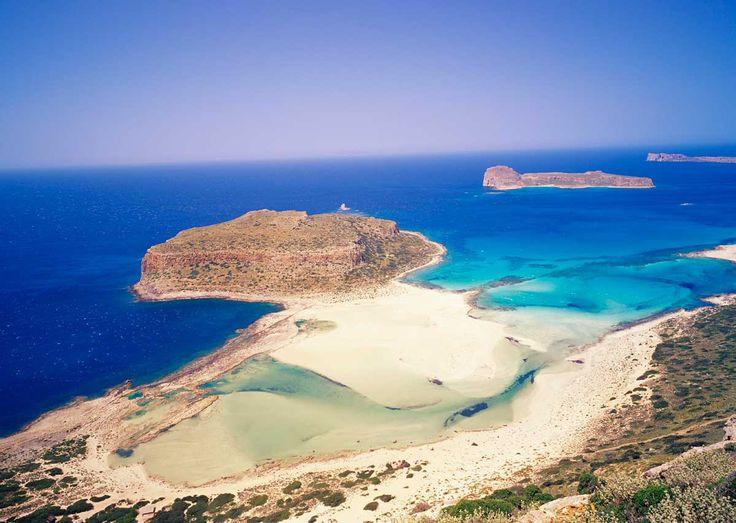 Península de Gramvousa, Creta