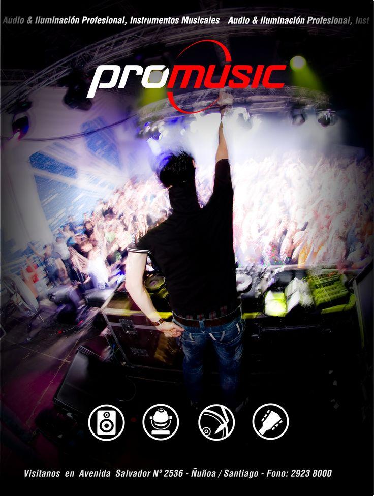 #dj #controladores #promusic