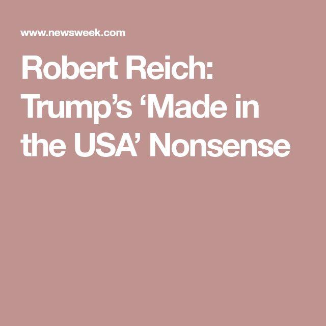Best 25+ Robert reich ideas on Pinterest I robert, Two party - affirmative action plan