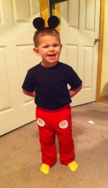 Best 25+ Mickey mouse toddler costume ideas on Pinterest ...