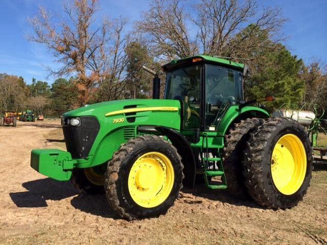 180 hp John Deere 7930