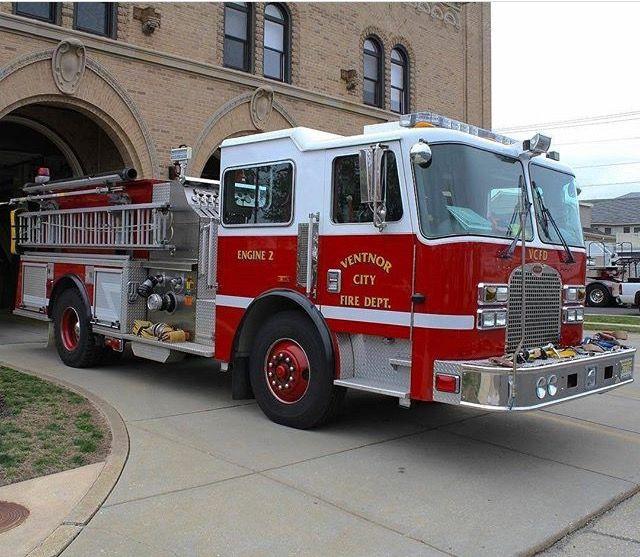 Ventenor City Fire Dept. - Engine 2
