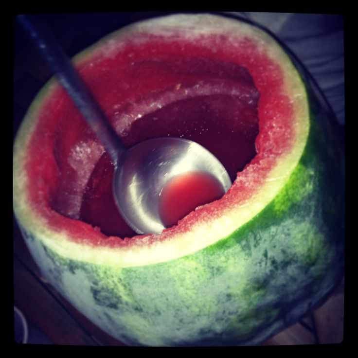 Watermelon or vodkomero?