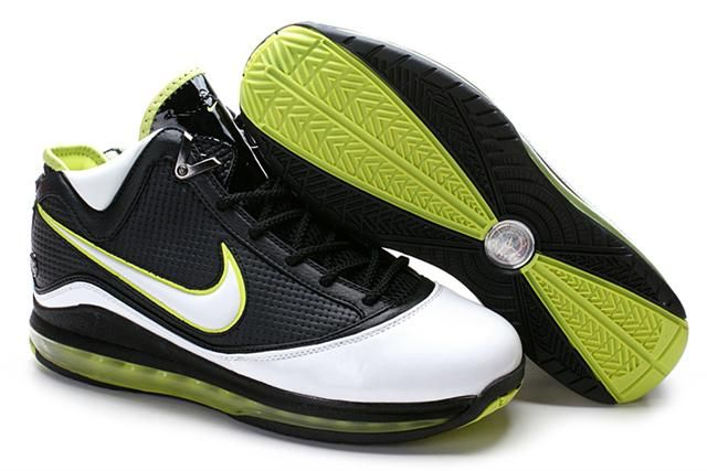 http://www.airfoamposite.com/nike-lebron-7-black-white-light-green-p-324.html NIKE LEBRON 7 BLACK WHITE LIGHT GREEN Only $87.06 , Free Shipping!
