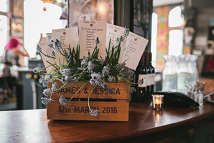 James and Jessica's Laid Back London Pub Wedding by Joe Kingston
