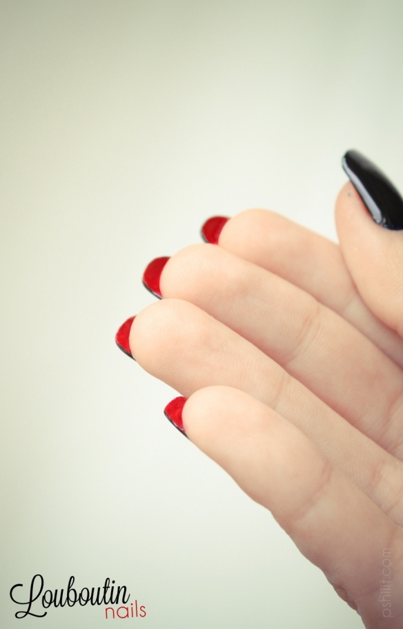 This would be an amazing way to keep summer colors on your nails, just put them under the nail!: Hair Nails Beautiful, Beautiful Nails, 138, Closets, Louboutin Nails, Summer Color, Closet High Heels, Christian Louboutin, Heels Reports