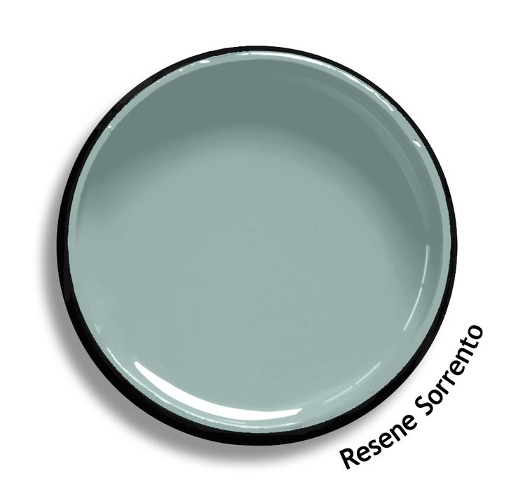 Resene Sorrento is a serene blue green. From the Resene Multifinish colour collection. Try a Resene testpot or view a physical sample at your Resene ColorShop or Reseller before making your final colour choice. www.resene.co.nz
