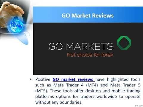 Go Market S Trading Tools Go Market Reviews Go Markets Forex