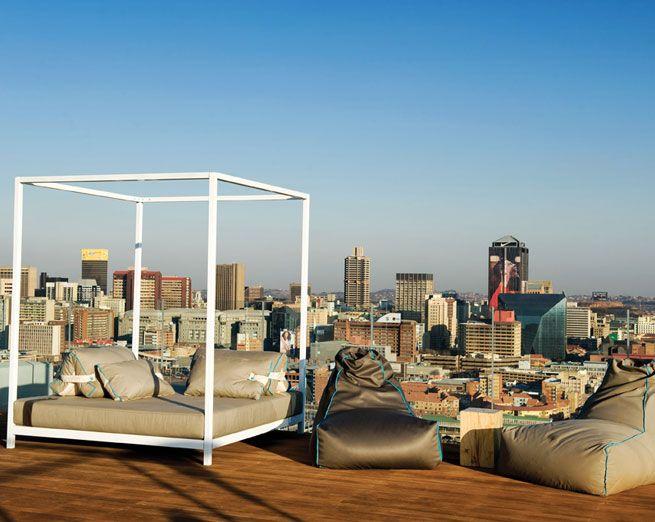 Randlords - Johannesburg - 4 Poster Bed