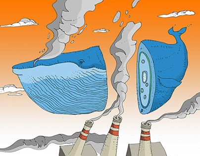 "Check out new work on my @Behance portfolio: ""Smoke Whale 01"" http://be.net/gallery/46830241/Smoke-Whale-01"