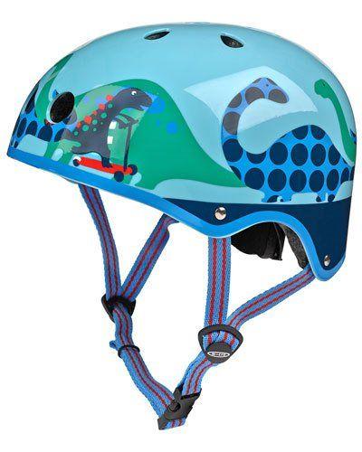 Micro+Kickboard+Dinosaur+Print+Helmet+|+Hat,+Headwear+and+Accessory