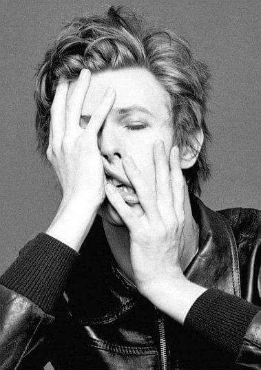 Too.  David Bowie.