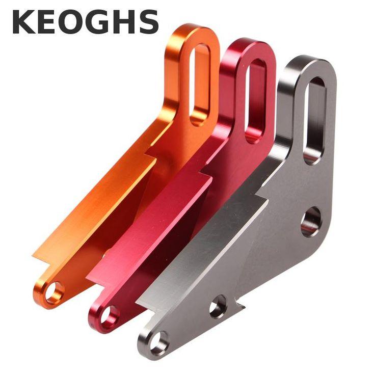 Keoghs Motorcycle Rear Brake Caliper Bracket For 220mm Brake Disc For Rpm/adelin/hf6 4 Piston Brake Caliper For Yamaha Scooter #Affiliate