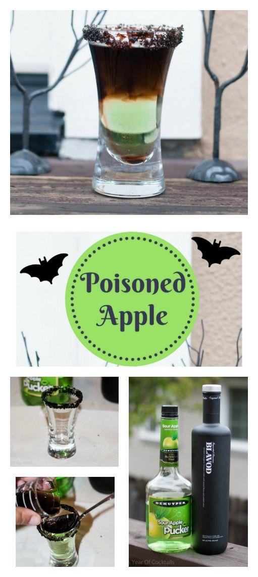 Poisoned Apple, #halloween