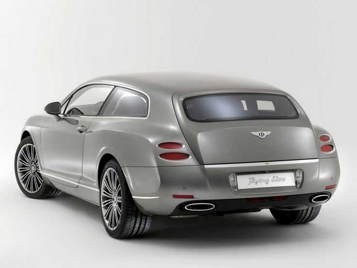 Bentley Continental Flying Star Carrozzeria Touring 2010
