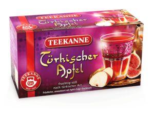 TEEKANNE - Türkischer Apfel - Früchtetee