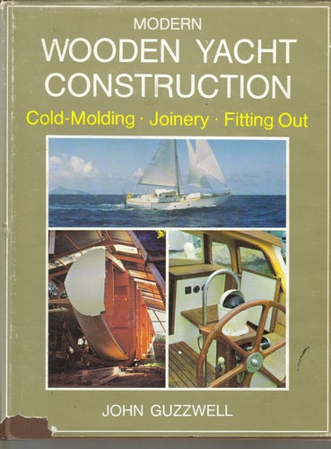 Modern Wooden Yacht Construction #Book #Boat