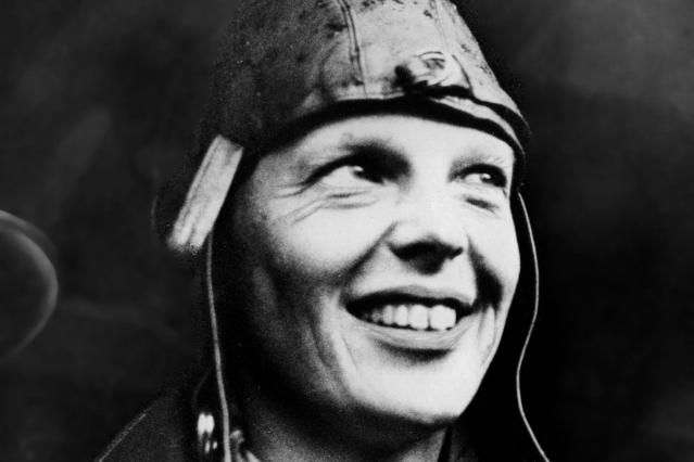 Amelia Earhart: Facts and Biography About the Famous Flyer: Amelia Earhart arrives in London on May 22, 1932, after flying solo across Atlantic.