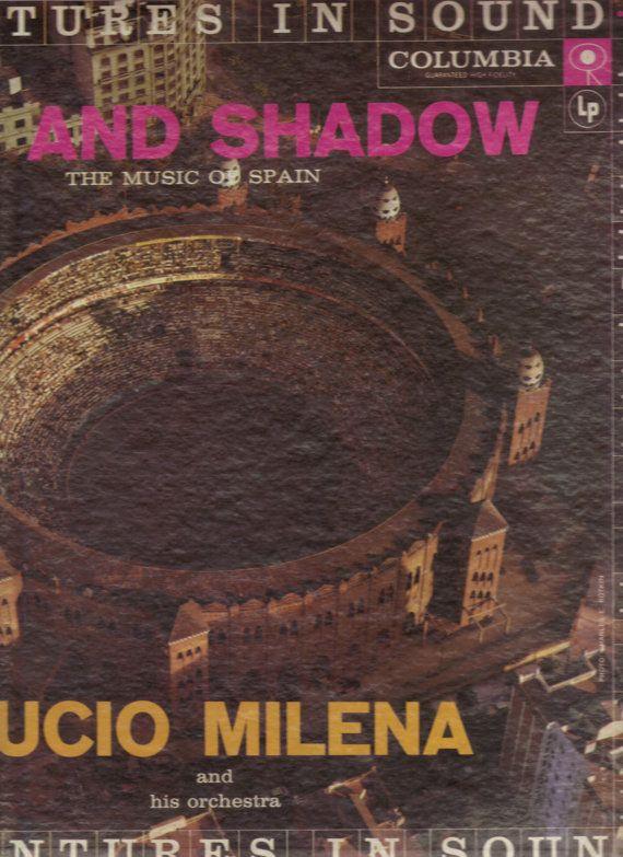 Lucio Milena Sun and Shadow Music of Spain