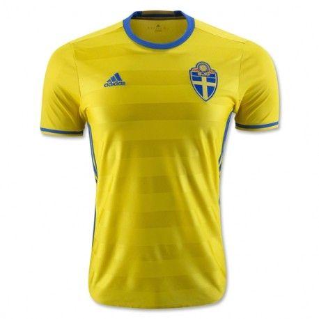 Maillot Suede Euro 2016 Domicile