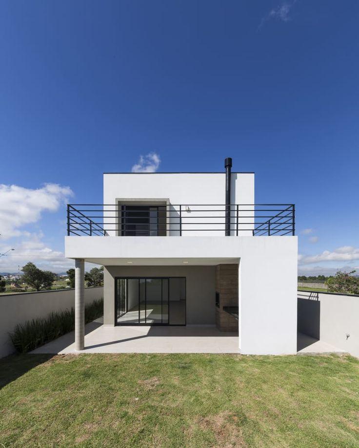 25 melhores ideias de casa minimalista no pinterest for Sala casa minimalista