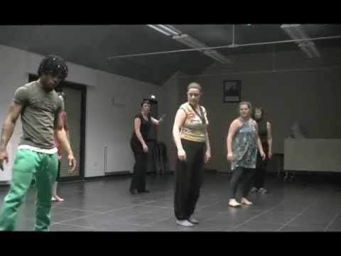▶ cours de danse africaine - YouTube