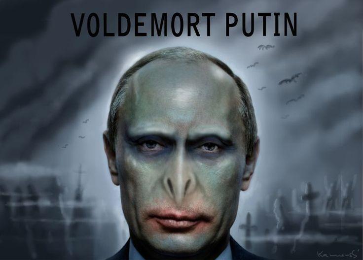 Voldemort Putin
