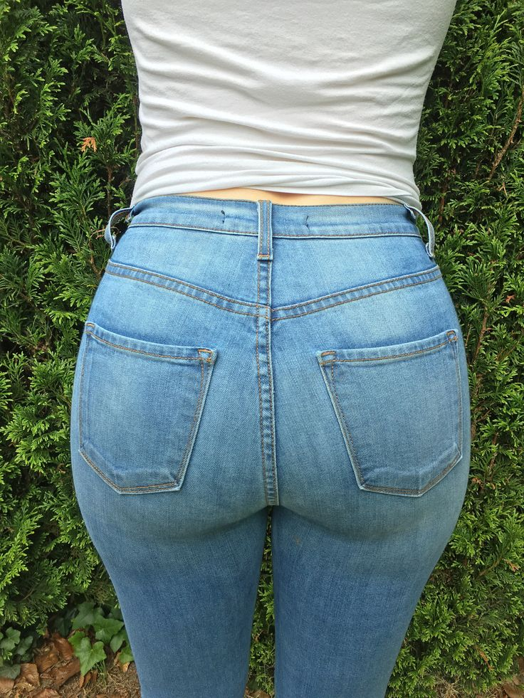 ass pics in jeans