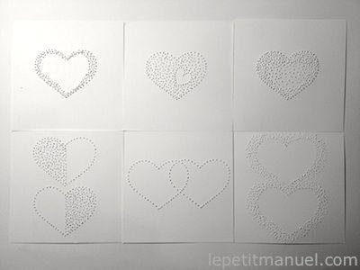 Coeurs piqués @ Le Petit Manuel