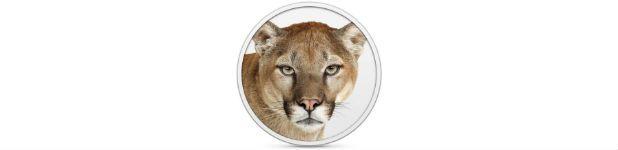 OS X Mountain Lion est disponible