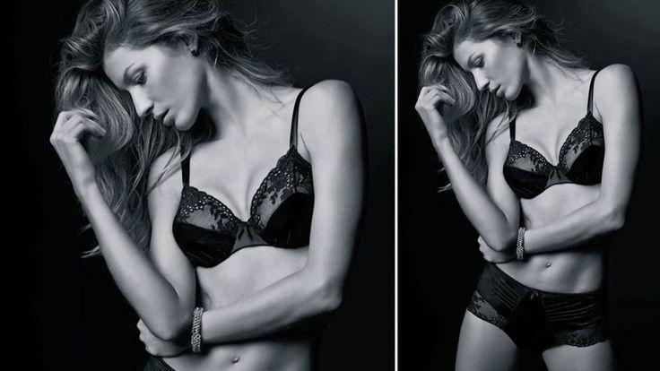 A editora de moda Lilian Pacce faz um recorte da evolução do vestuário underwear