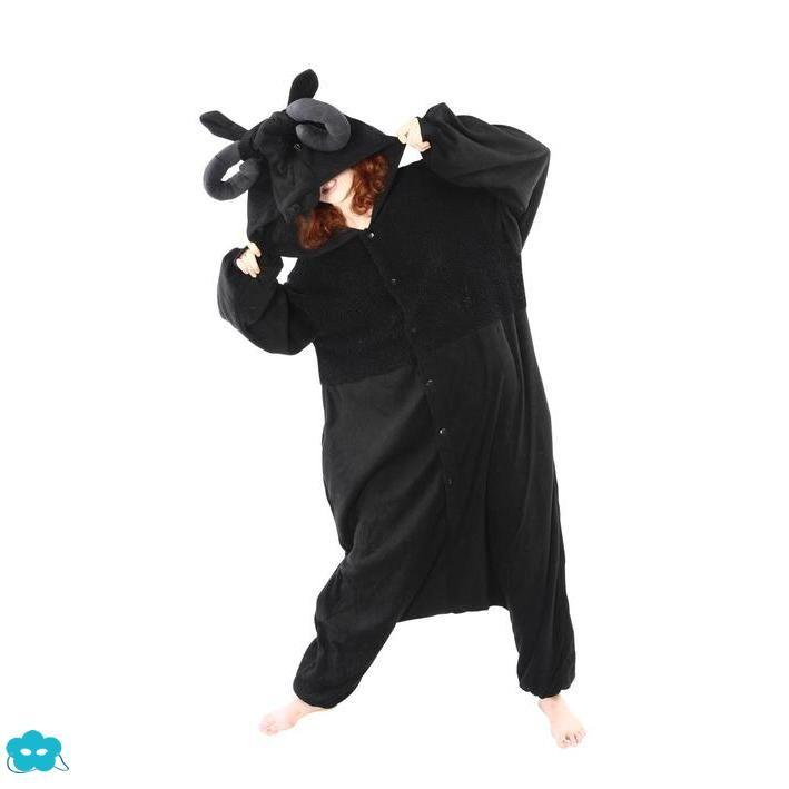 Disfraz pijama oveja bcozy onesie para adulto