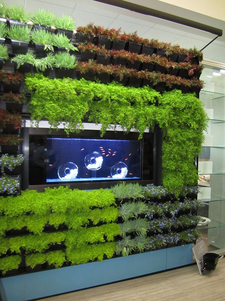 DIRTT Breathe™ Living Wall