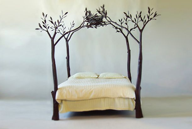 `I wish!: Idea, Posters Beds, Birds Nests, Four-Post, Trees Beds, Dreams Beds, Cool Beds, Canopies Beds, Beds Frames