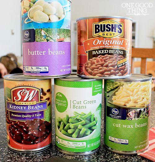 Wax Beans, Hot Beans, Brown Sugar, Green Wax Bean Recipes, Five Beans ...