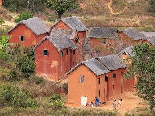 House materials in Madagascar are usually made from very poor materials. In the…