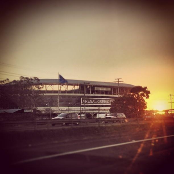Arena do Grêmio (Instagram)