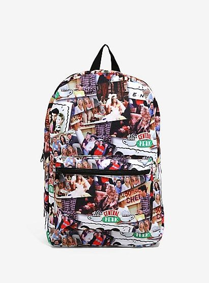 d872c2255ceab Friends Collage BackpackFriends Collage Backpack