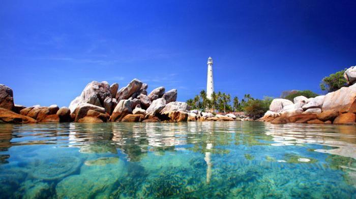 Destinasi Pantai Belitung - Eksotisnya Wisata Air di Kota Kelahiran Ahok, Masuknya Gratis