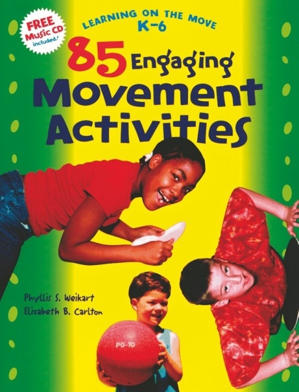 books with cd for preschoolers 85 engaging movement activities 34 95 and 58516