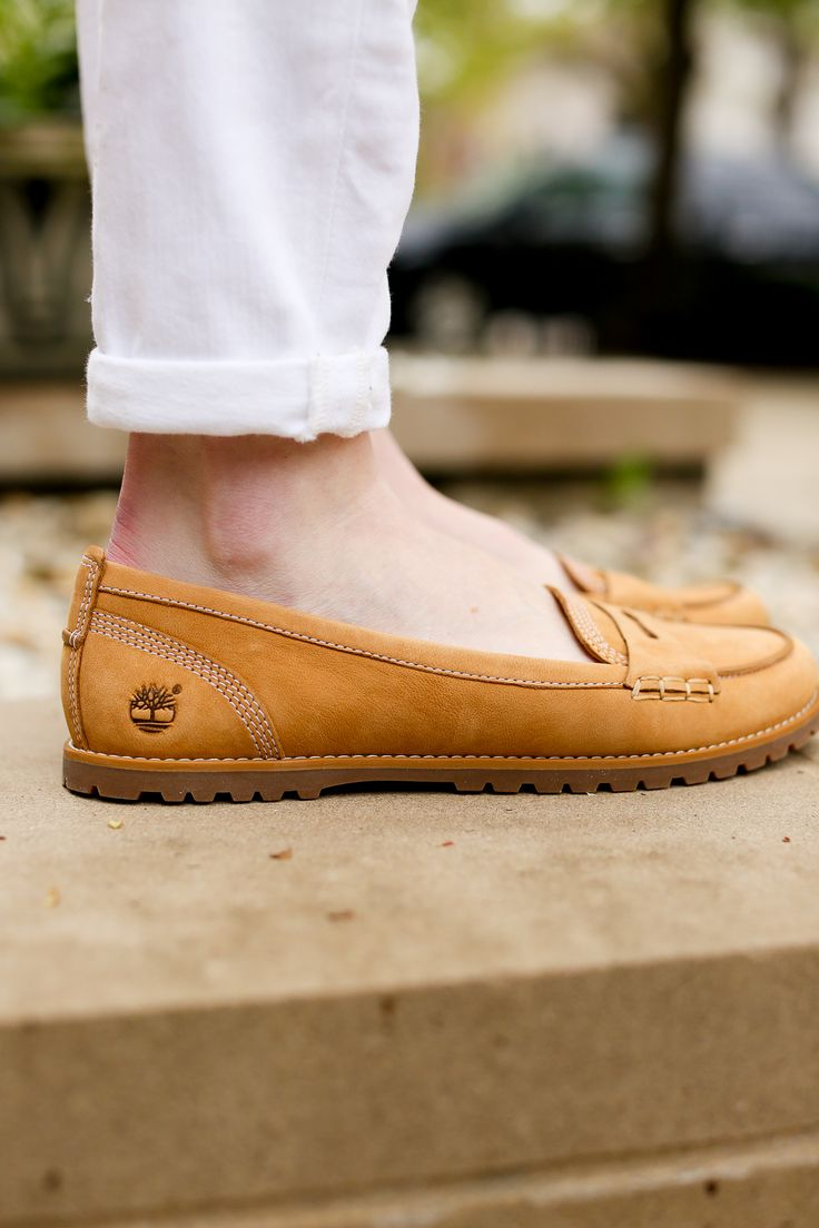 The Perfect City Loafer By Kelly In The City