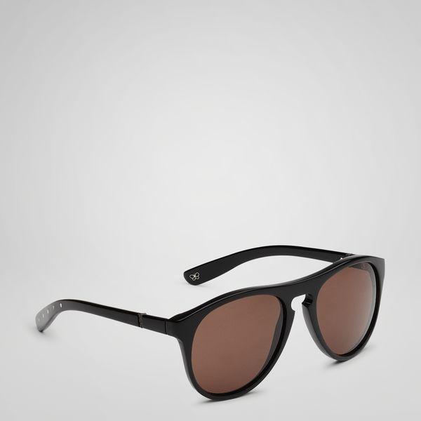 Bottega Veneta Keyhole Sunglasses