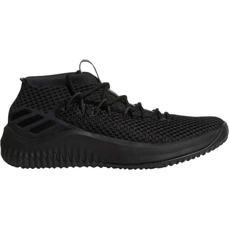 adidas Men's Dame 4 Basketball Shoes, Size: 11.0, Black