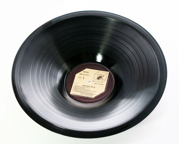 51 best lp record crafts uses images on pinterest vinyl for Vinyl records arts and crafts
