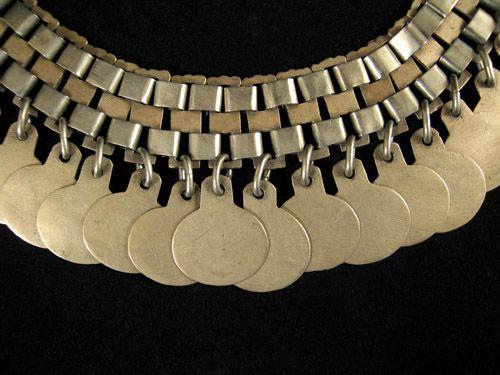 Art of the Americas - Headband, trarilonko, Mapuche, Chile, detail