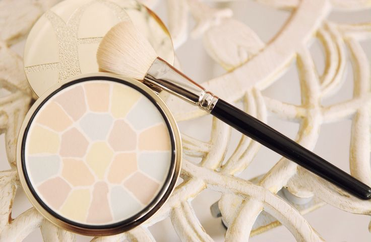 Техники макияжа:пудра Elegance Paris