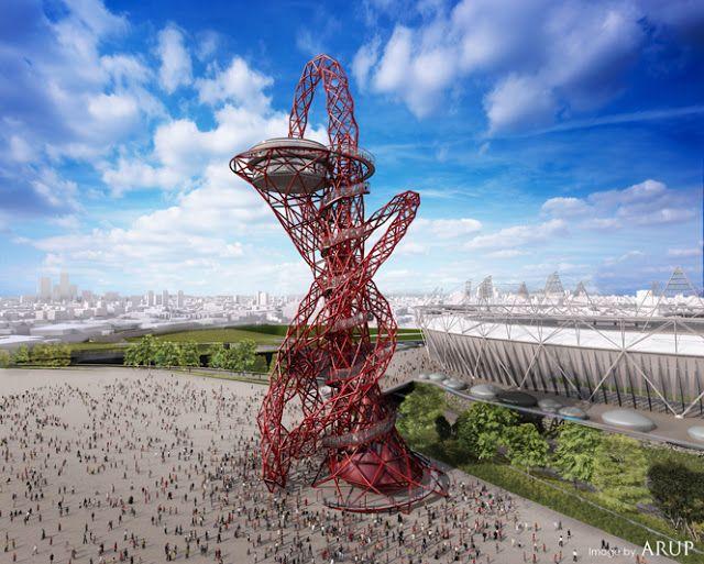ARCELORMITTAL ORBIT è un 115 metri (377 ft) alta torre di osservazione in costruzione nel Parco Olimpico di Stratford. La scultura in acciaio sarà il più grande pezzo di arte pubblica della Gran Bretagna, ed è destinato ad essere un permanente, duraturo lascito di ospitare di Londra del 2012 Giochi Olimpici Estivi, assistenza nella-Olimpiadi posto riqualificazione dell'area di Stratford. Situato tra lo Stadio Olimpico, al centro Aquatics, permetterà ai visitatori di vedere l'intero Parco…